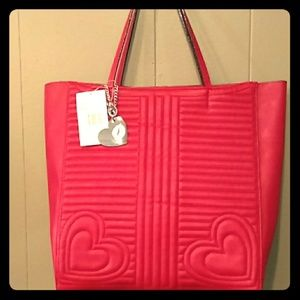 Betsy Johnson Large Tote
